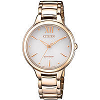 montre seul le temps femme Citizen Lady EM0553-85A