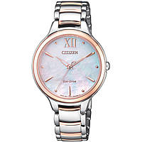 montre seul le temps femme Citizen Lady EM0556-87D