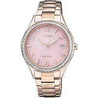 montre seul le temps femme Citizen Lady EO1183-84X