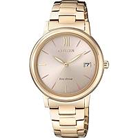 montre seul le temps femme Citizen Lady FE6093-87X