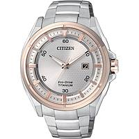 montre seul le temps femme Citizen Super Titanio AW1404-51A