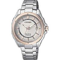montre seul le temps femme Citizen Super Titanio FE6044-58A