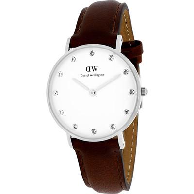 montre seul le temps femme Daniel Wellington Classy DW00100070