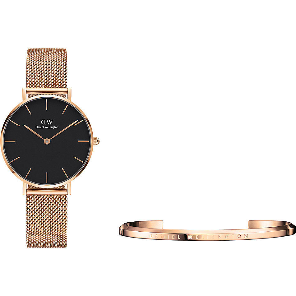 montre seul le temps femme daniel wellington x mas dw00500001 seul le temps daniel wellington. Black Bedroom Furniture Sets. Home Design Ideas