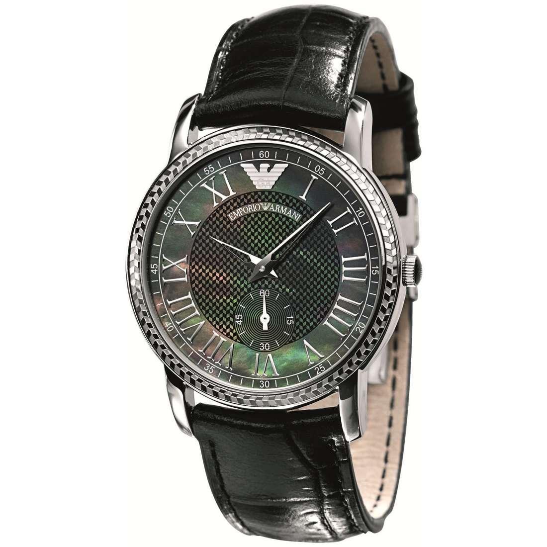montre seul le temps femme Emporio Armani AR0468