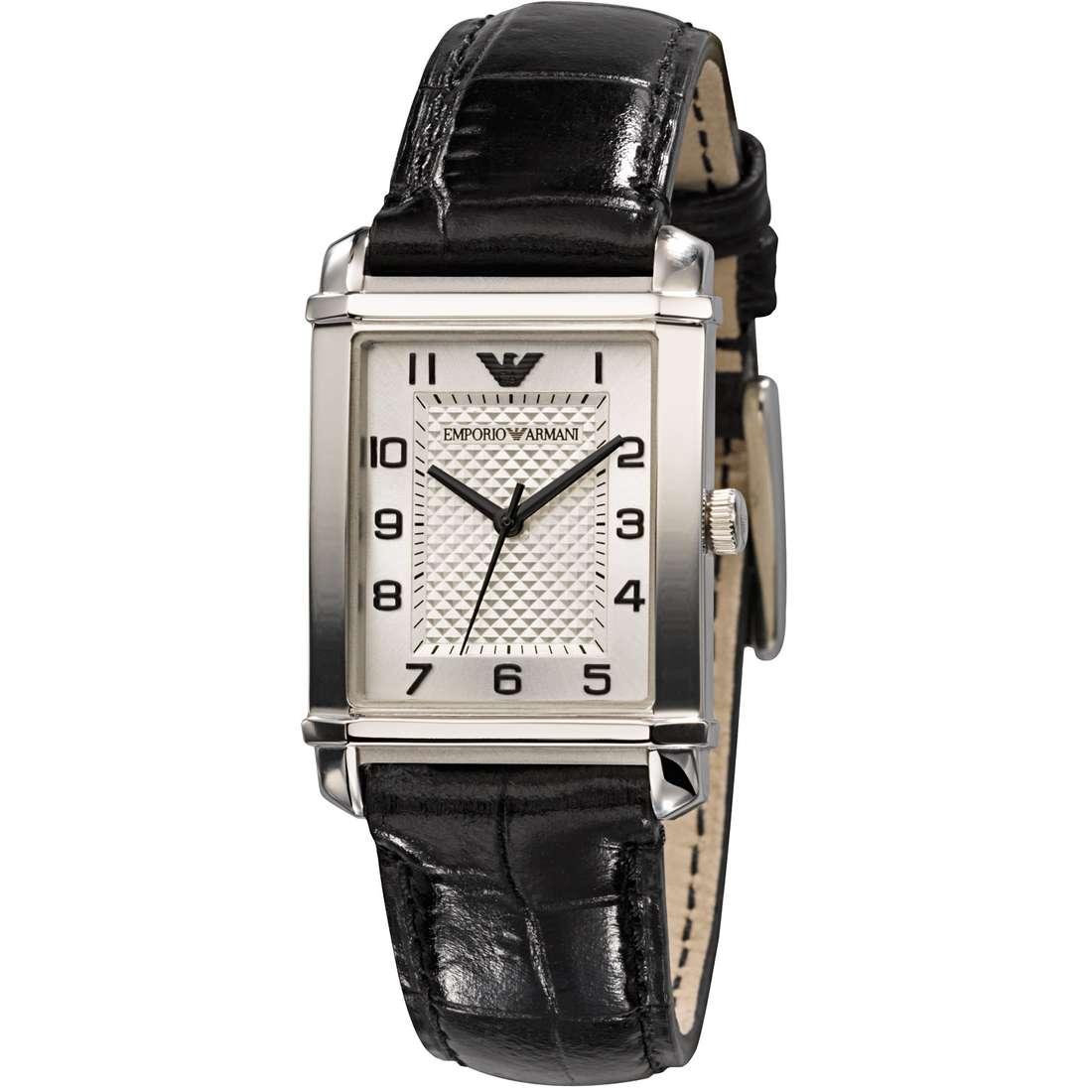 montre seul le temps femme Emporio Armani AR0488