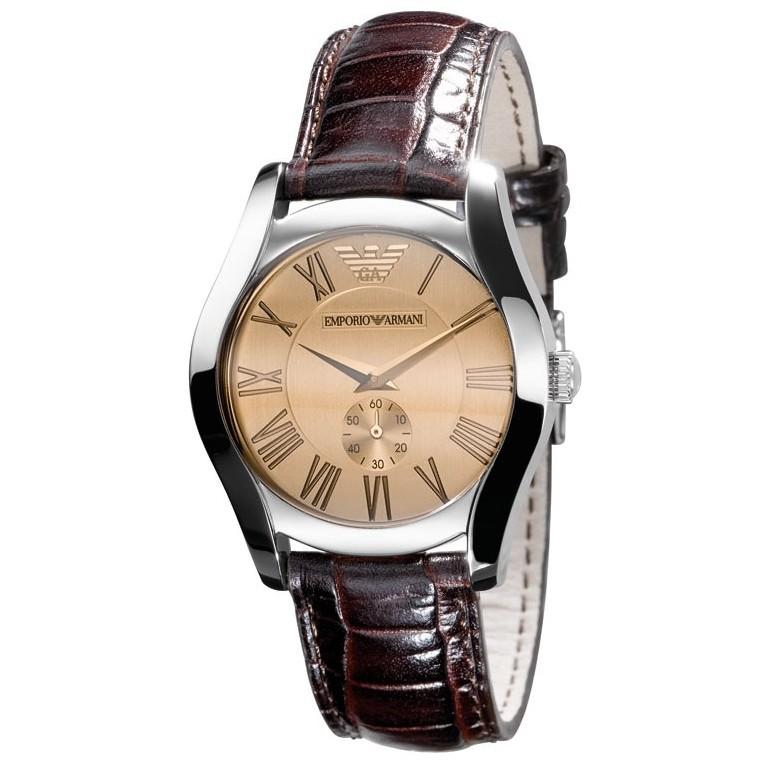 montre seul le temps femme Emporio Armani AR0646
