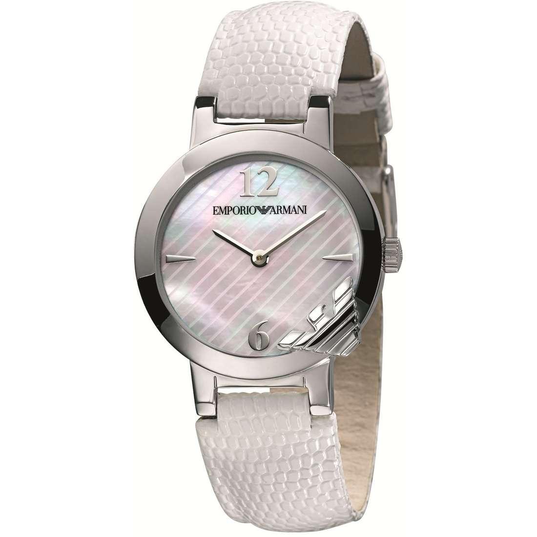 montre seul le temps femme Emporio Armani AR0745