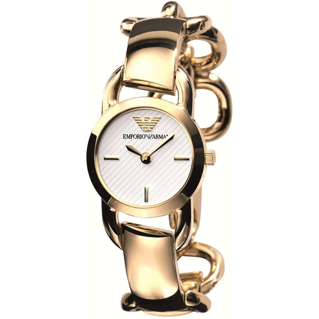montre seul le temps femme Emporio Armani AR0761