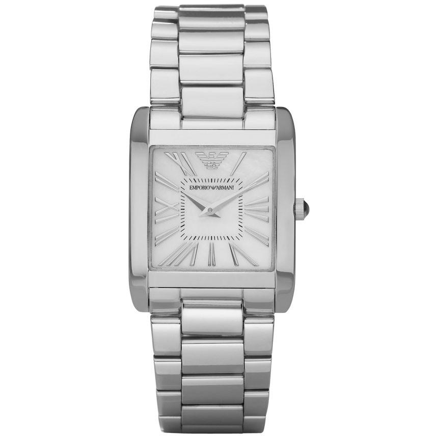 montre seul le temps femme Emporio Armani AR2050