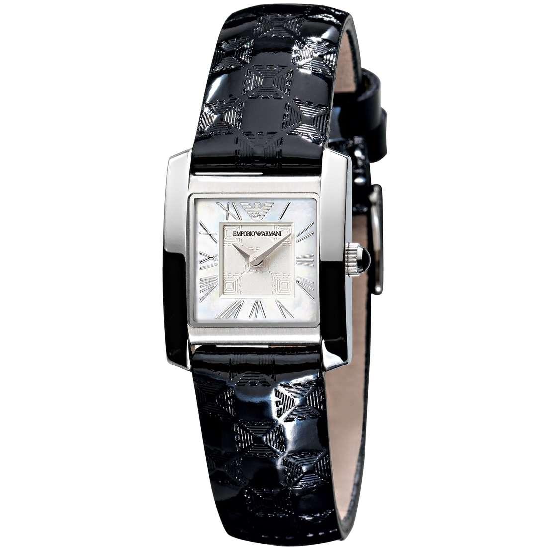 montre seul le temps femme Emporio Armani AR5725