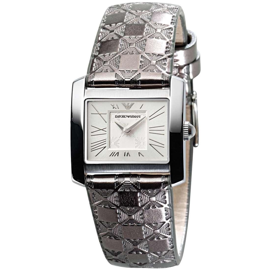 montre seul le temps femme Emporio Armani AR5726
