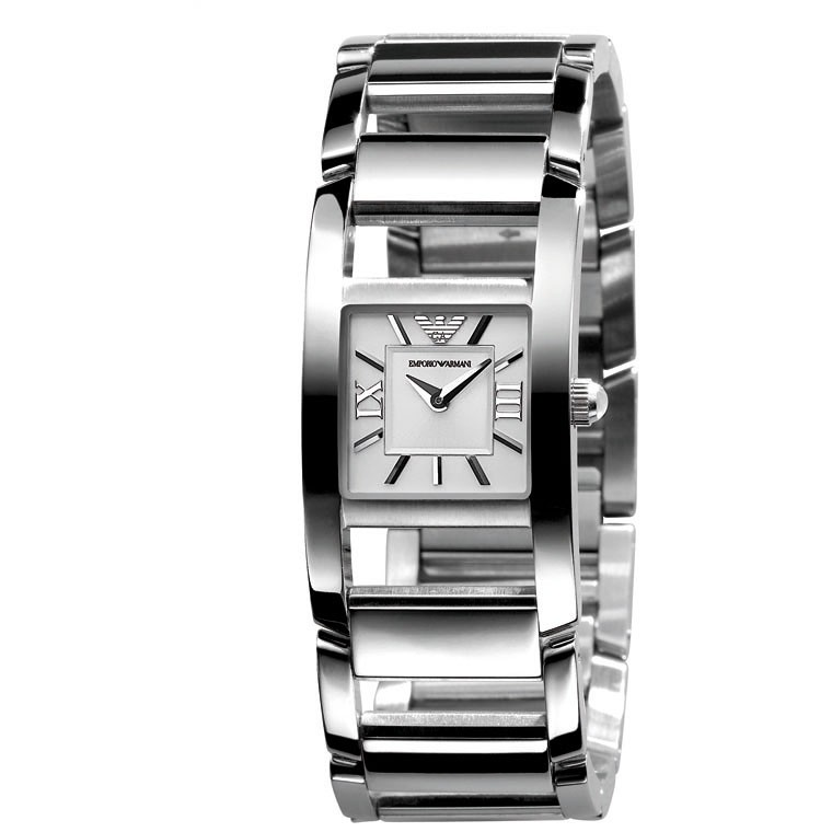 montre seul le temps femme Emporio Armani AR5765