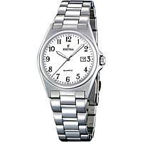 montre seul le temps femme Festina Acero Clasico F16375/1
