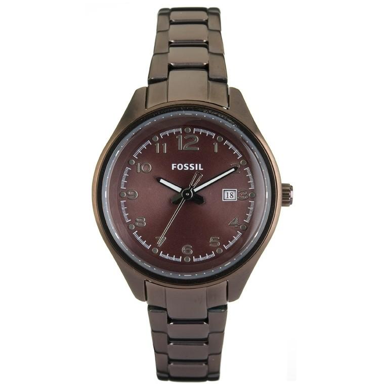montre seul le temps femme Fossil AM4383