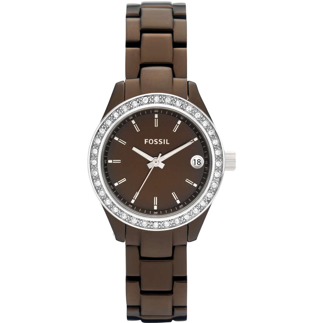 montre seul le temps femme Fossil ES2963