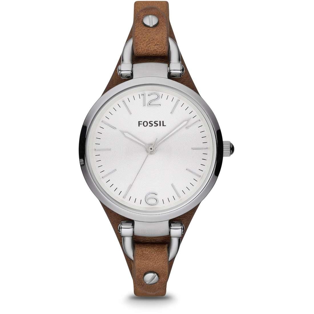 montre seul le temps femme Fossil ES3060