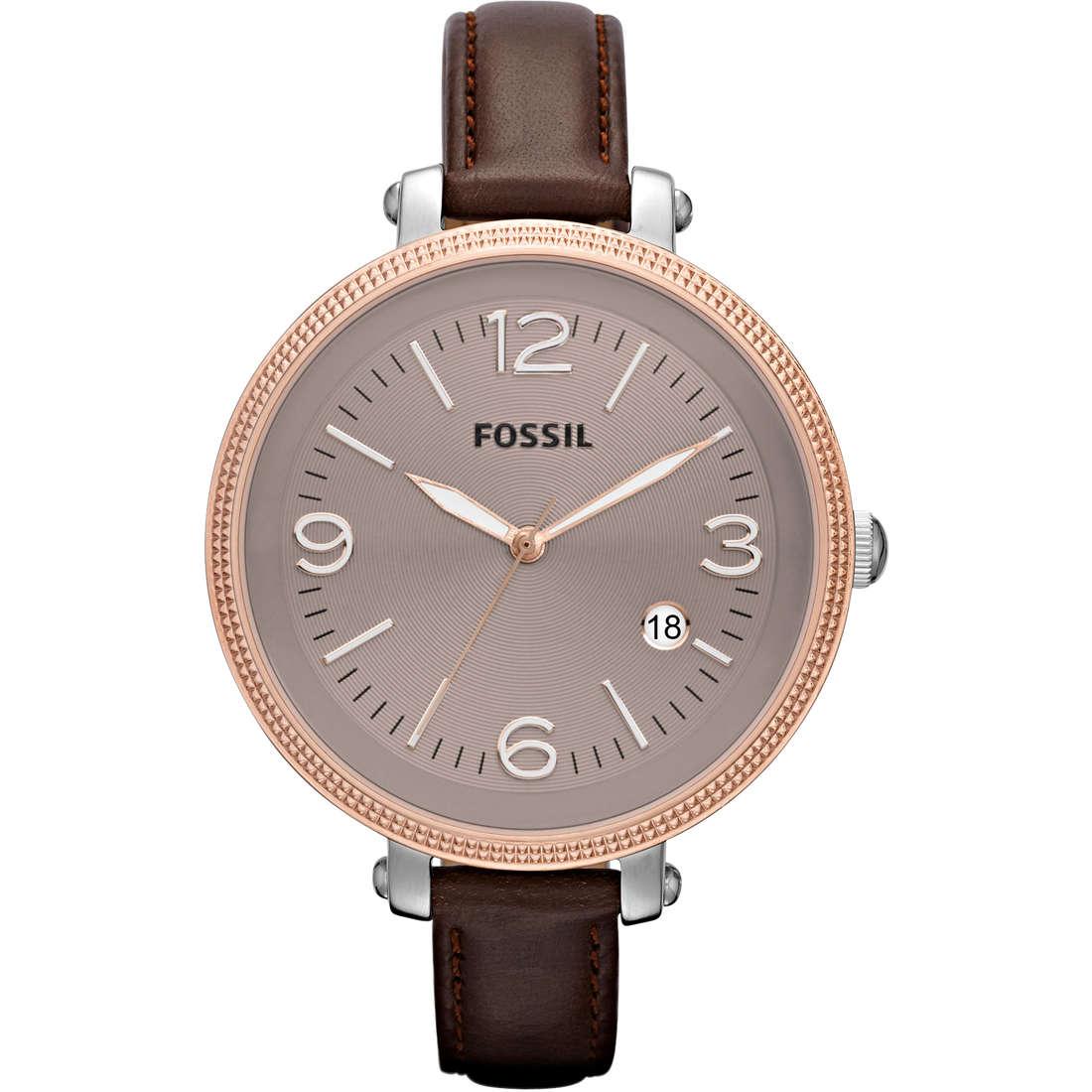 montre seul le temps femme Fossil ES3132
