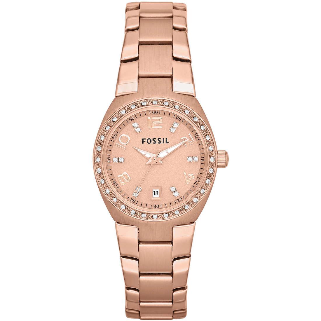 montre seul le temps femme Fossil Serena AM4508