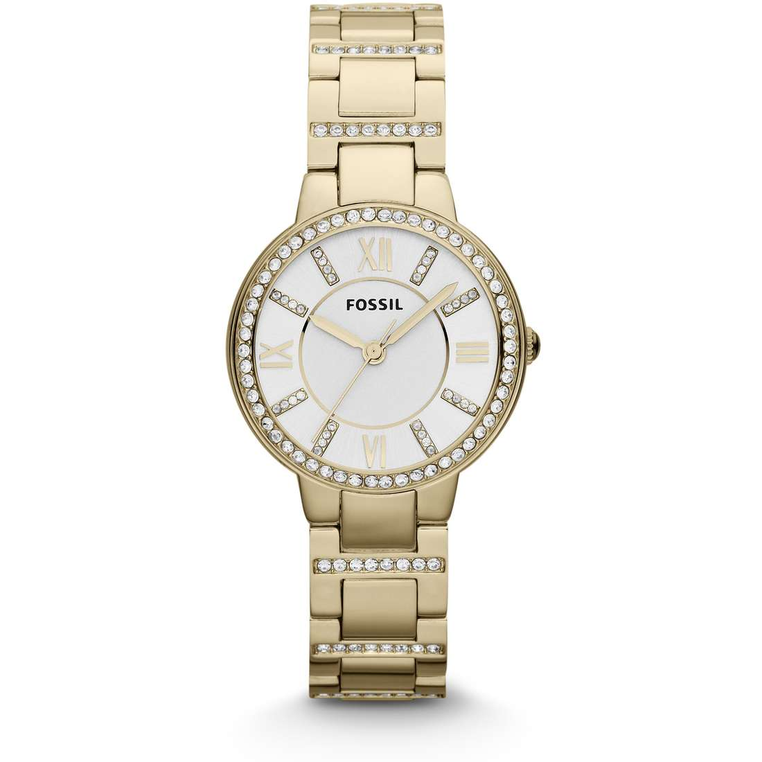 montre seul le temps femme Fossil Virginia ES3283