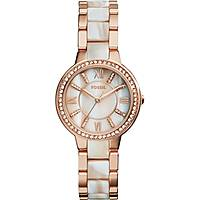 montre seul le temps femme Fossil Virginia ES3716