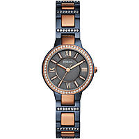 montre seul le temps femme Fossil Virginia ES4298