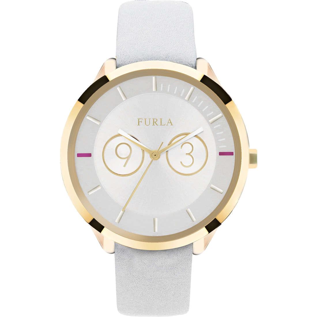 montre seul le temps femme Furla Metropolis R4251102503