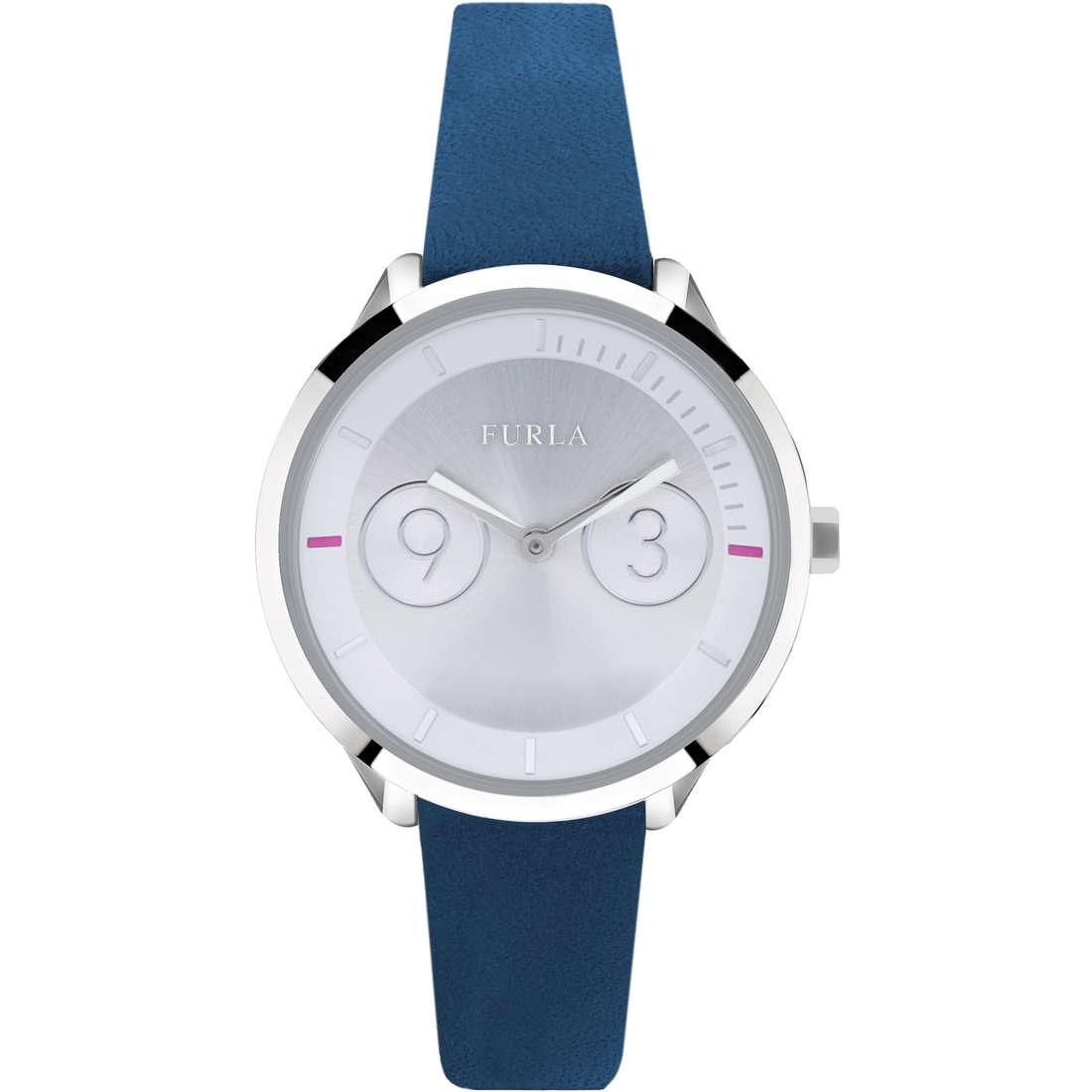 montre seul le temps femme Furla Metropolis R4251102508