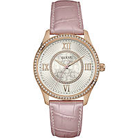 montre seul le temps femme Guess Broadway W0768L3