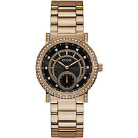 montre seul le temps femme Guess Constellation W1006L2