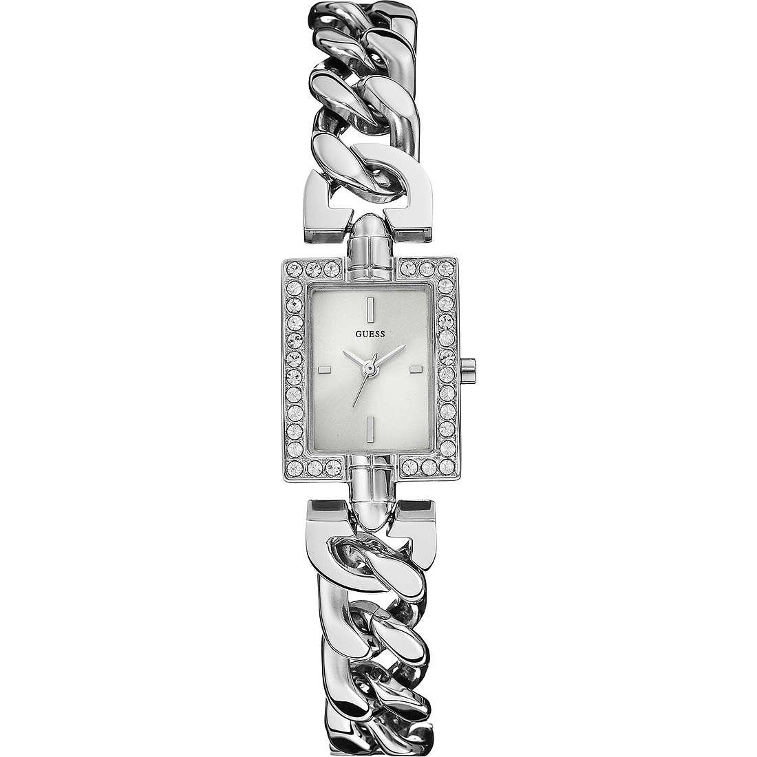 montre seul le temps femme Guess Glamour Chain W0540L1