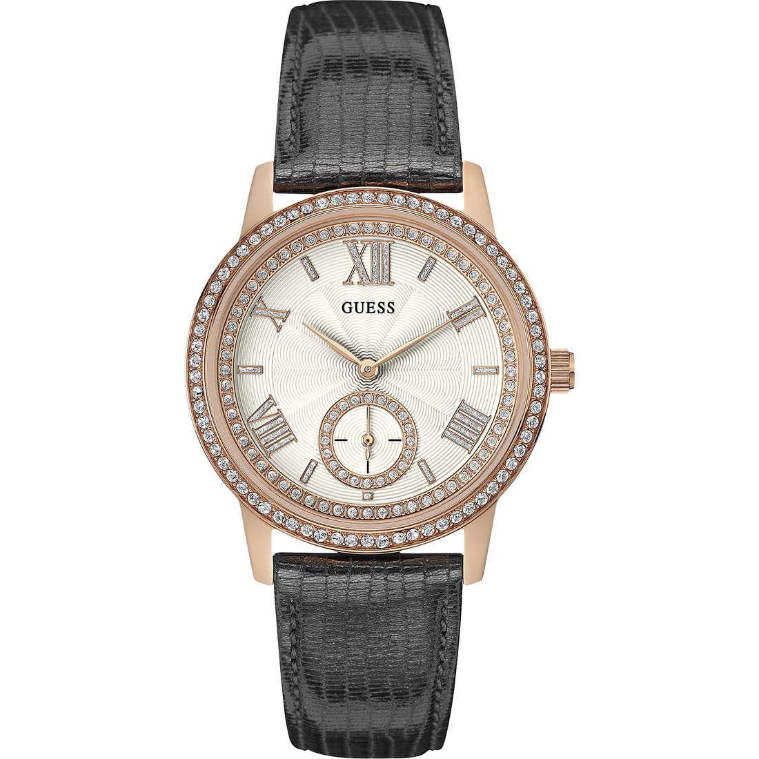 montre seul le temps femme Guess Gramercy W0642L3