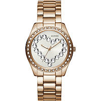 montre seul le temps femme Guess Love Affair W1061L2