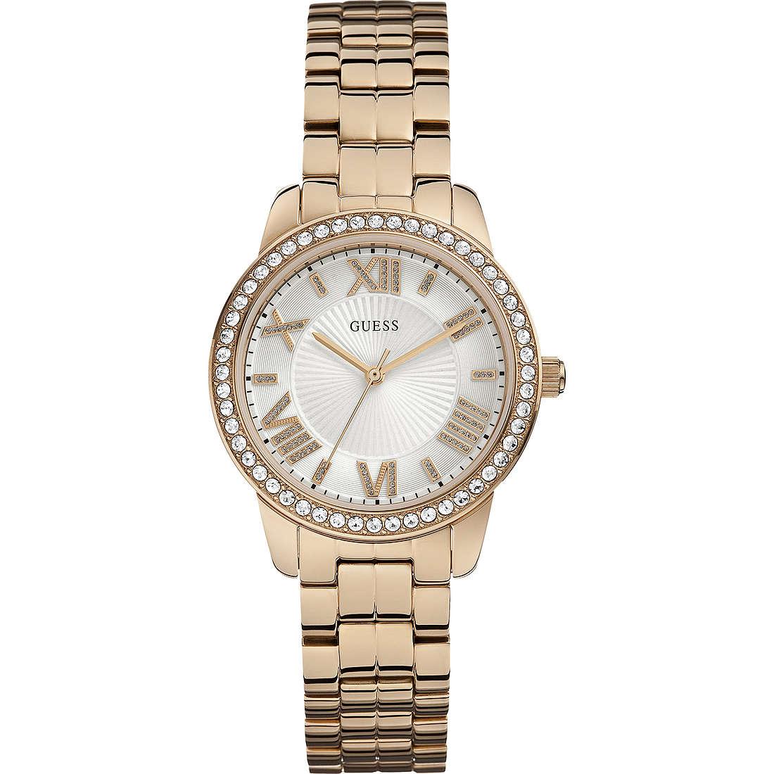 montre seul le temps femme Guess Rose Gold W0444L3
