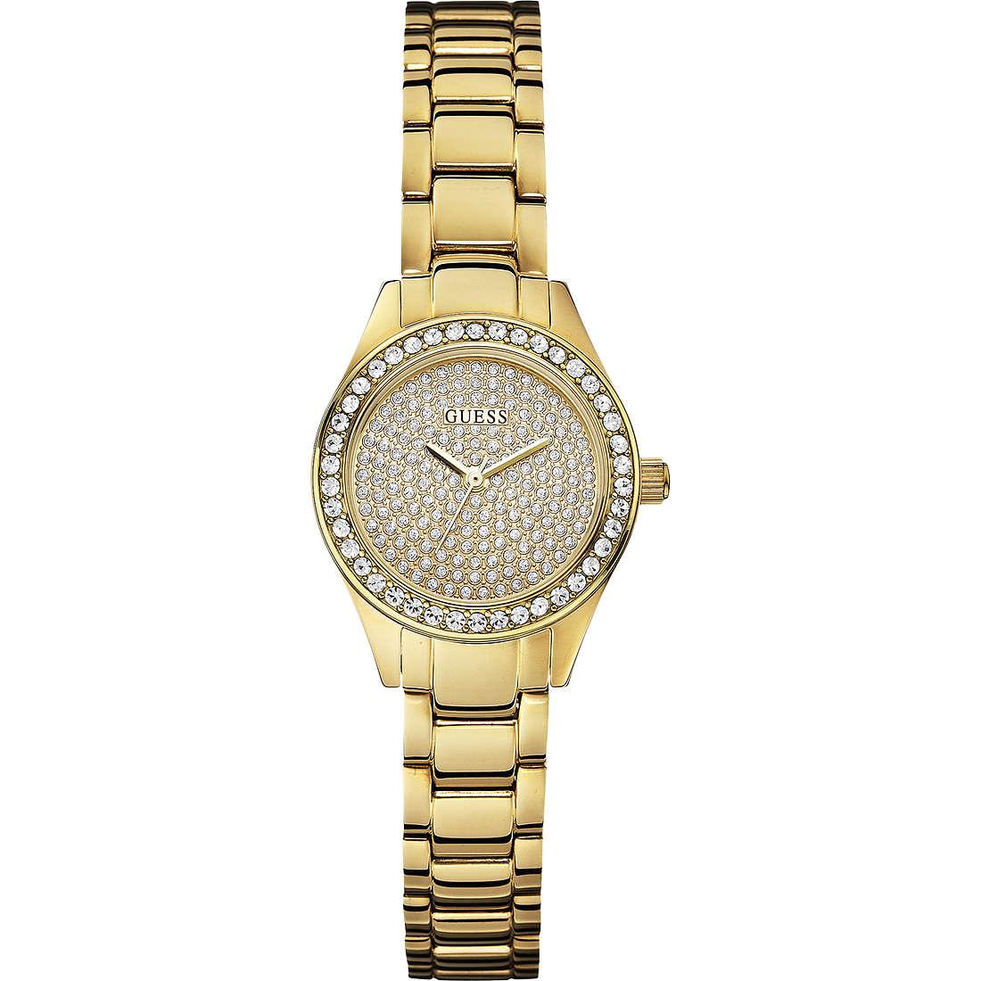montre seul le temps femme Guess Settembre 2013 W0230L2