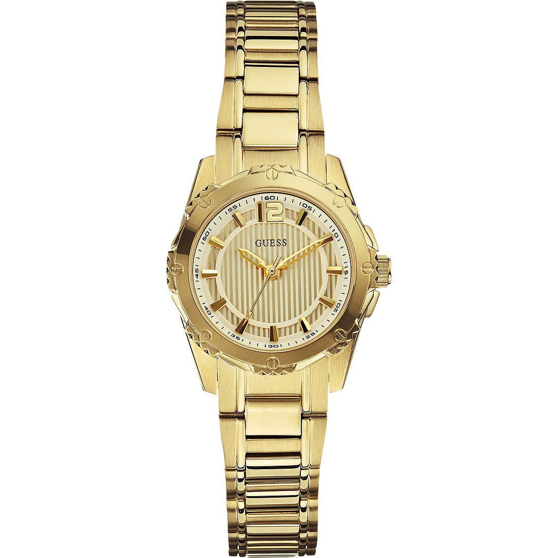 montre seul le temps femme Guess Settembre 2013 W0234L2