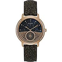montre seul le temps femme Guess Stargazer W1005L2
