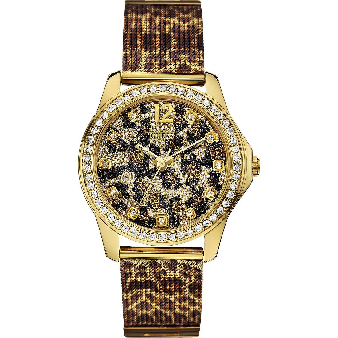 montre seul le temps femme Guess Vixen W0333L1