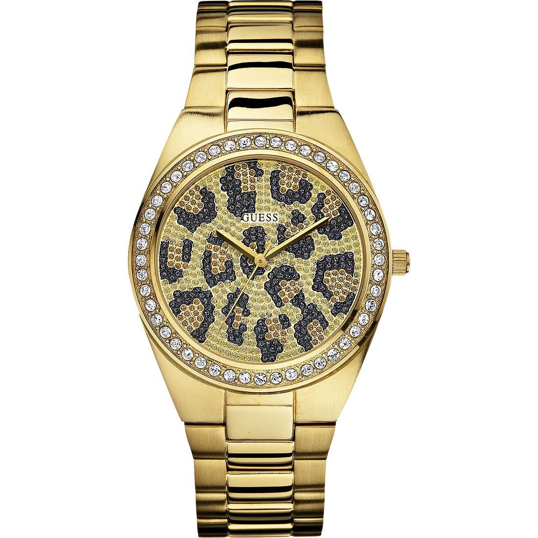 montre seul le temps femme Guess W10606L1