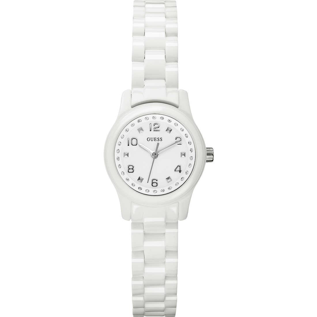 montre seul le temps femme Guess W65022L1