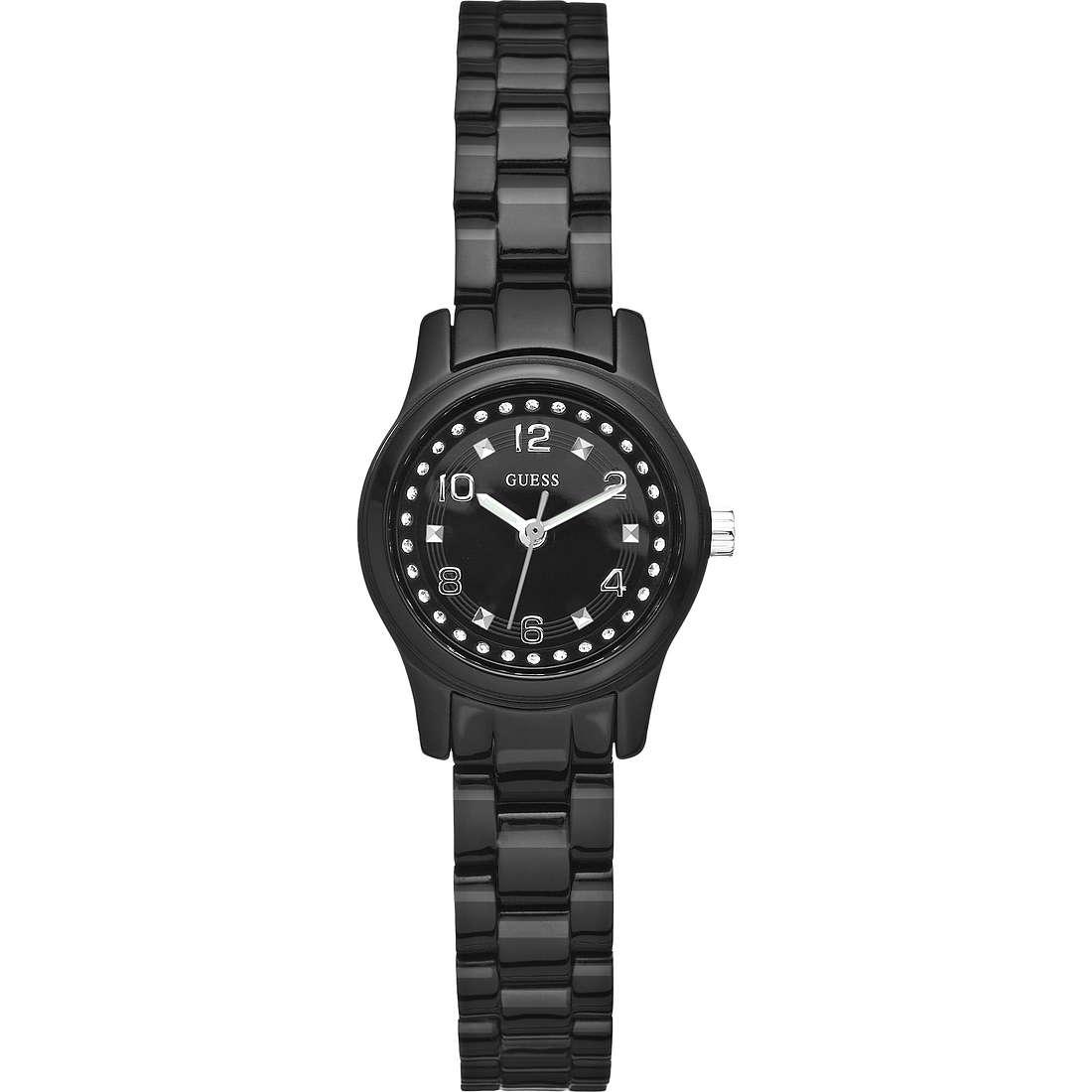 montre seul le temps femme Guess W65022L2