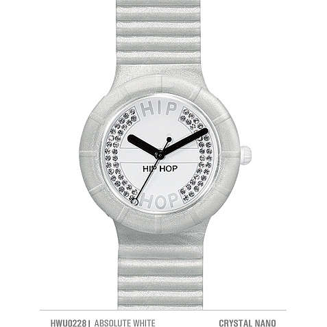 montre seul le temps femme Hip Hop Crystals HWU0228