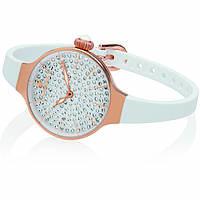montre seul le temps femme Hoops Cherié Diamonds 160 2593LBG02