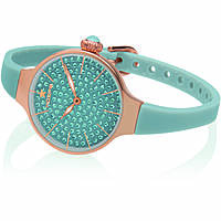 montre seul le temps femme Hoops Cherié Diamonds 160 2593LBG06