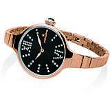 montre seul le temps femme Hoops Cherie Midi 2570LC-GD01