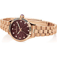 montre seul le temps femme Hoops Luxury 2569LD-RG01