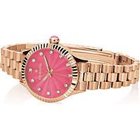 montre seul le temps femme Hoops Luxury 2569LD-RG11