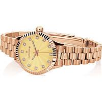 montre seul le temps femme Hoops Luxury 2569LD-RG12
