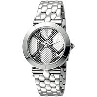 montre seul le temps femme Just Cavalli Animals JC1L005M0055