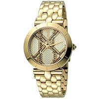 montre seul le temps femme Just Cavalli Animals JC1L005M0075